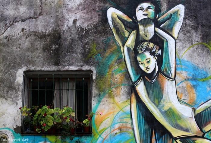 buenos aires alice pasquini mural arte callejero buenosairesstreetart.com