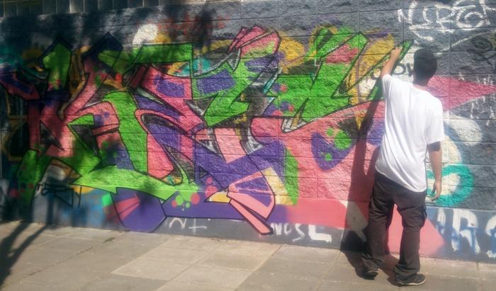 graffiti artist kes brooklyn buenos aires coghlan street art buenosairesstreetart.com
