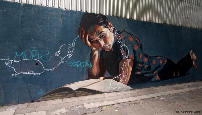 arte baires graffiti street art milu correch buenosairesstreetart.com