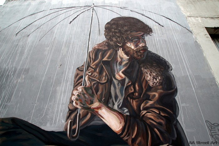 murales baires milu correch retrato calle buenos aires argentina artista buenosairesstreetart.com