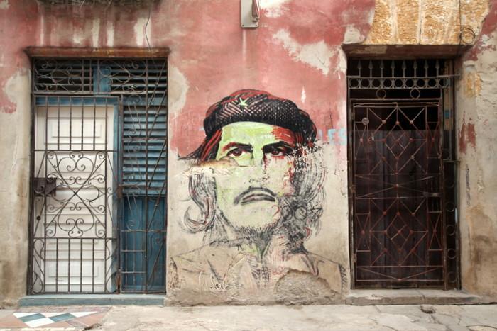 Havana street art and graffiti in Cuba | BA Street Art