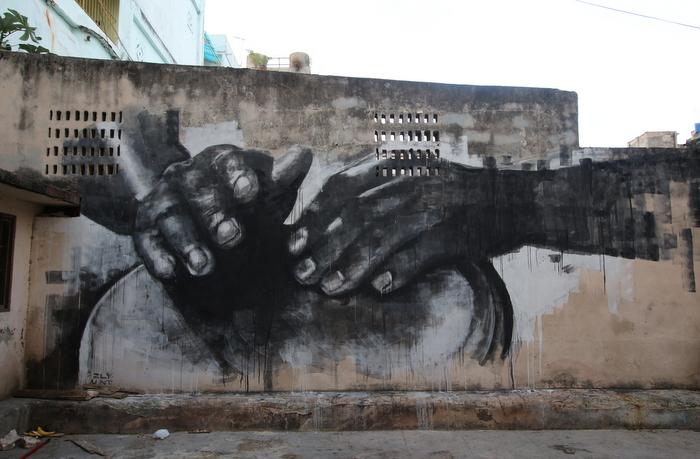 ZLYUNT street art habana calle arte buenosairesstreetart.com
