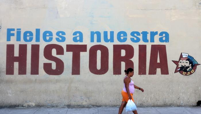 political mural havana cuba fidel castro historia buenosairesstreetart.com