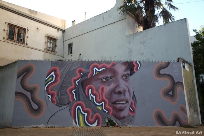 mural argentina BA graffiti baires