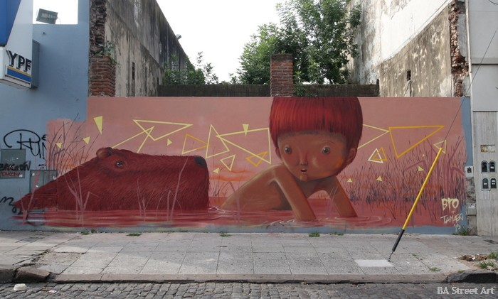 murales buenos aires urban art palermo arte callejero buenosairesstreetart.com arte urbano