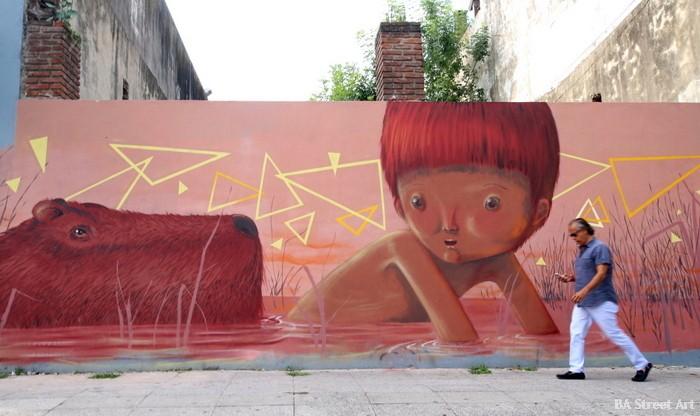 palermo street art tour murales buenos aires buenosairesstreetart.com arte urbano