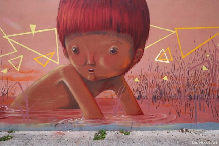 murales buenos aires buenosairesstreetart.com arte urbano mundo de graffiti