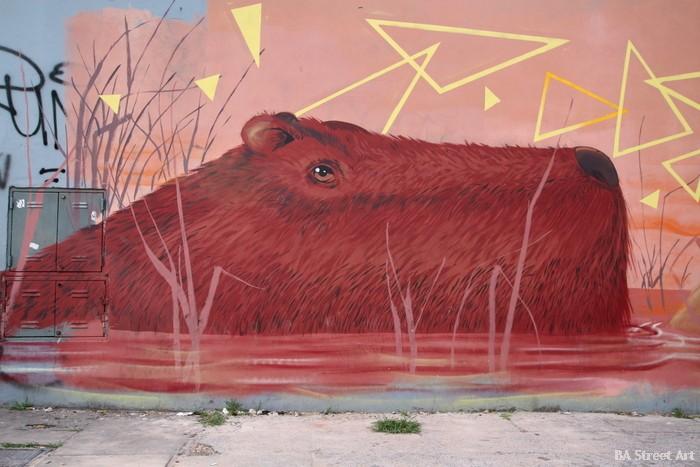 murales buenos aires hippo buenosairesstreetart.com grafiti tomaso bro