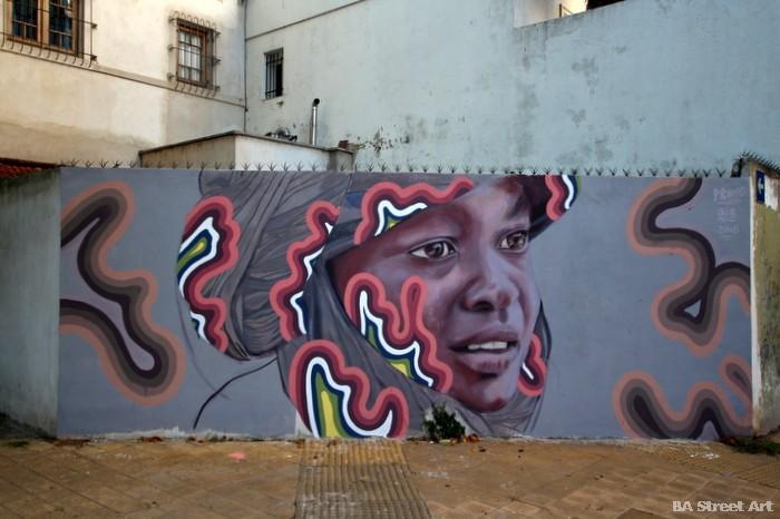 urban art buenos aires argentina wall pared buenosairesstreetart.com