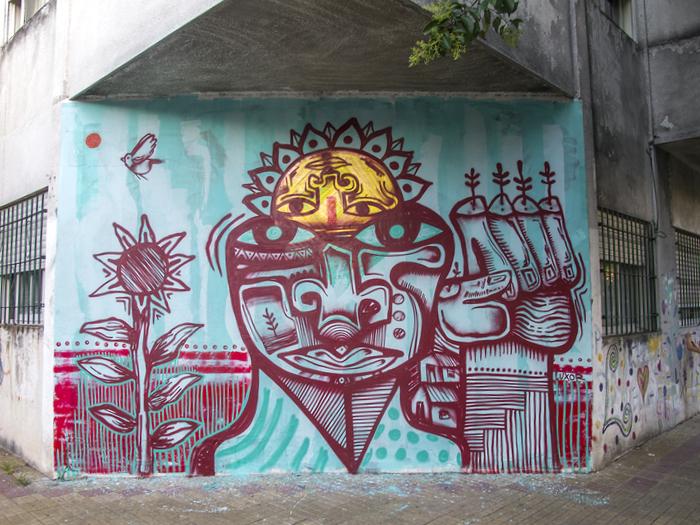 arte callejero buenos aires luxor la plata arte argentino graffiti baires