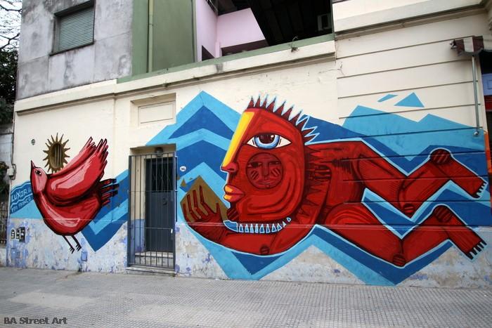ba street art mural project coghlan buenos aires luxor artista buenosairesstreetart.com