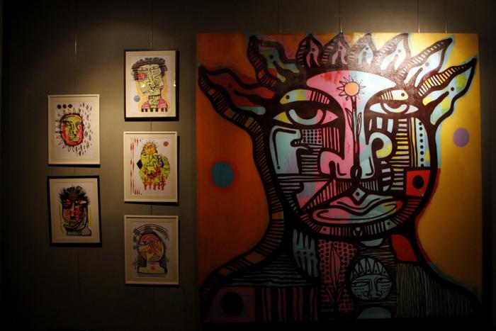 art gallery buenos aires BA Vault Gallery palermo argentina exhibition
