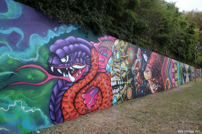 arte callejero argentina  BA Street Art buenosairesstreetart.com