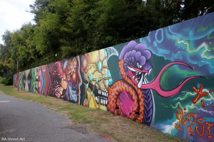 paredes que hablan buenos aires thg buenosairesstreetart.com