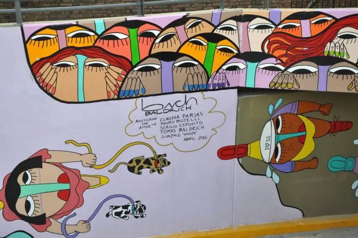 claudio baldrich artista argentino buenosairesstreetart.com