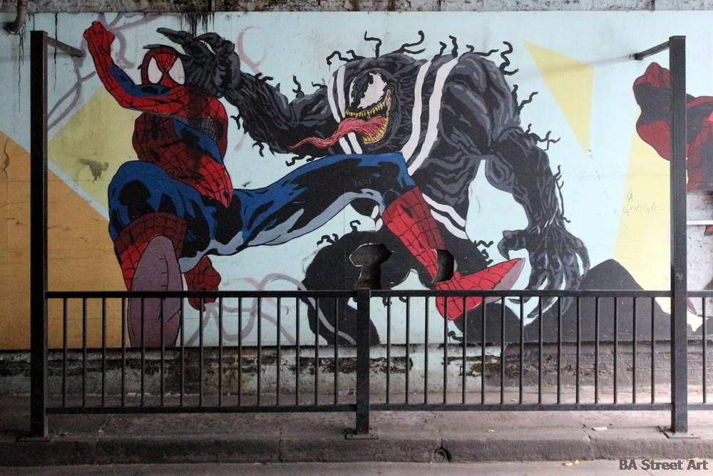 BA murales superheroes arte urbano buenos aires buenosairesstreetart.com