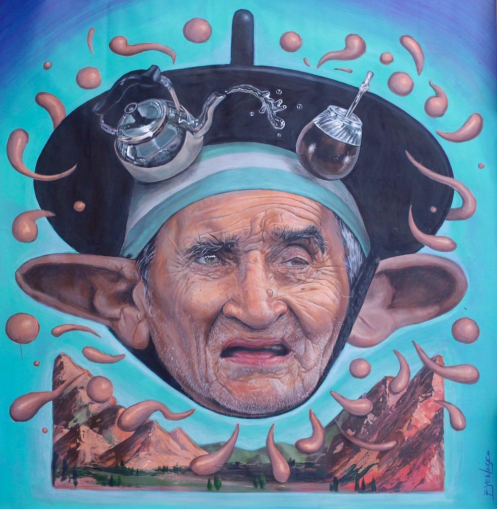 maxi bagnasco artist gallery show baltimore usa buenos aires street art exhibition show canvas
