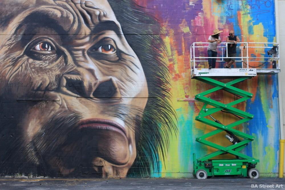 baltimore street art buenos aires artist alfredo segatori photo by Matt Fox-Tucker buenosairesstreetart.com
