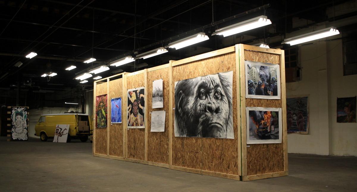 art gallery baltimore maryland usa murales exposicion muestra cuadros