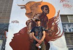 kiptoe street artist mural los angeles buenos aires buenosairesstreetart.com