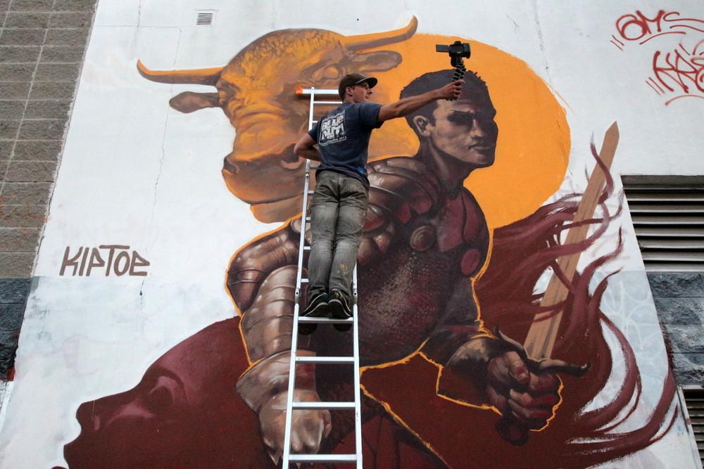 go pro camera street art buenos aires buenosairesstreetart.com
