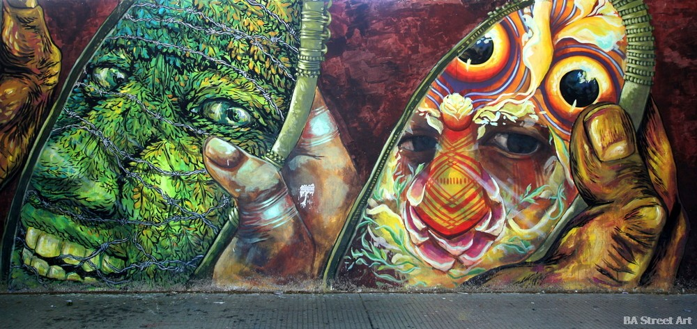 bastardilla gleo murales ba arte urbano buenos aires graffiti buenos aires.com