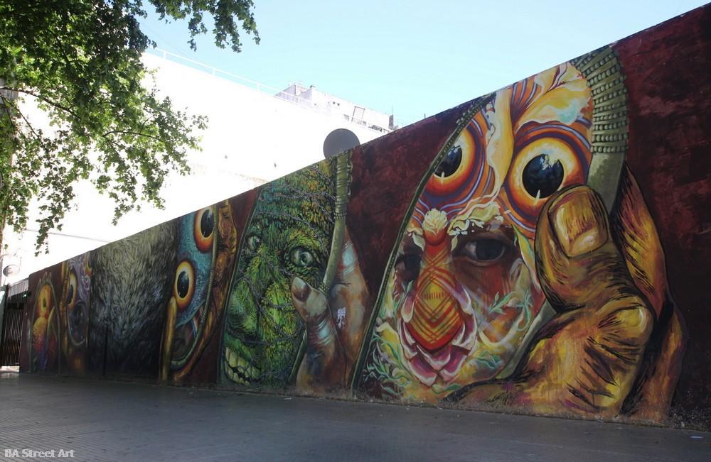 bastardilla graffiti gleo ba graffiti buenos aires buenosairesstreetart.com