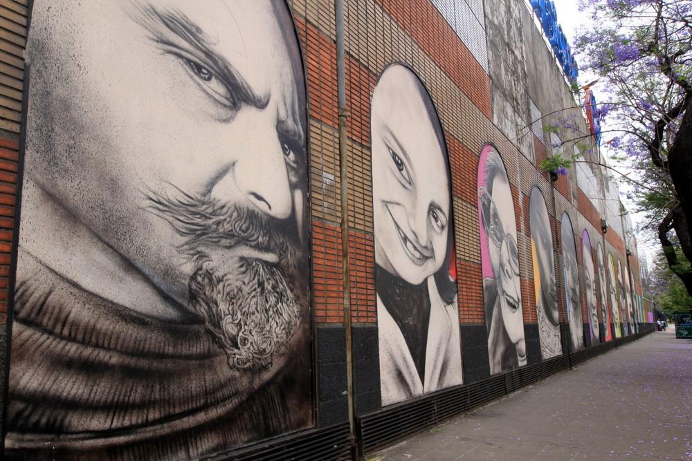 alfredo segatori mural buenos aires pelado retratos arte callejero buenosairesstreetart.com