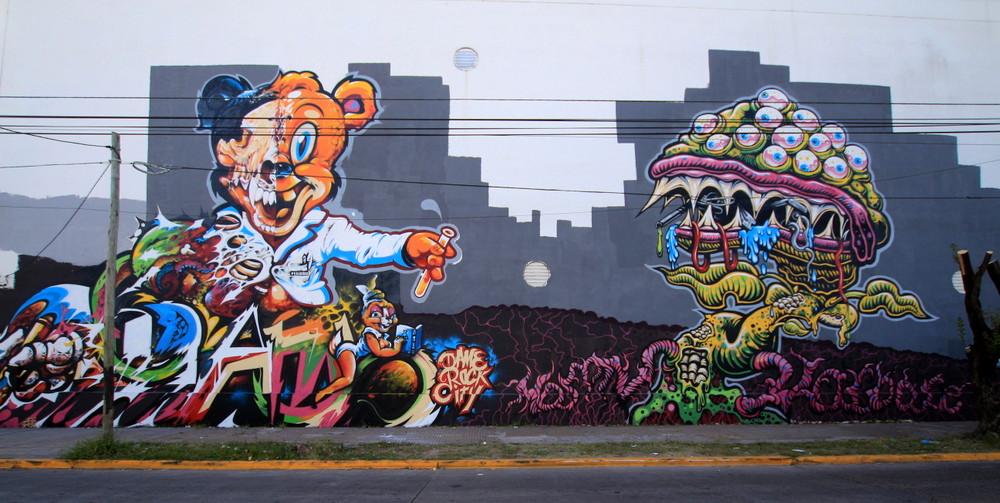 urban art buenos aires argentina buenosairesstreetart.com
