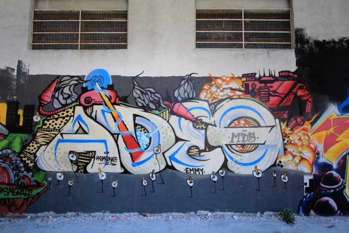 graffiti artists buenos aires adeo piece san martin graff buenosairesstreetart.com