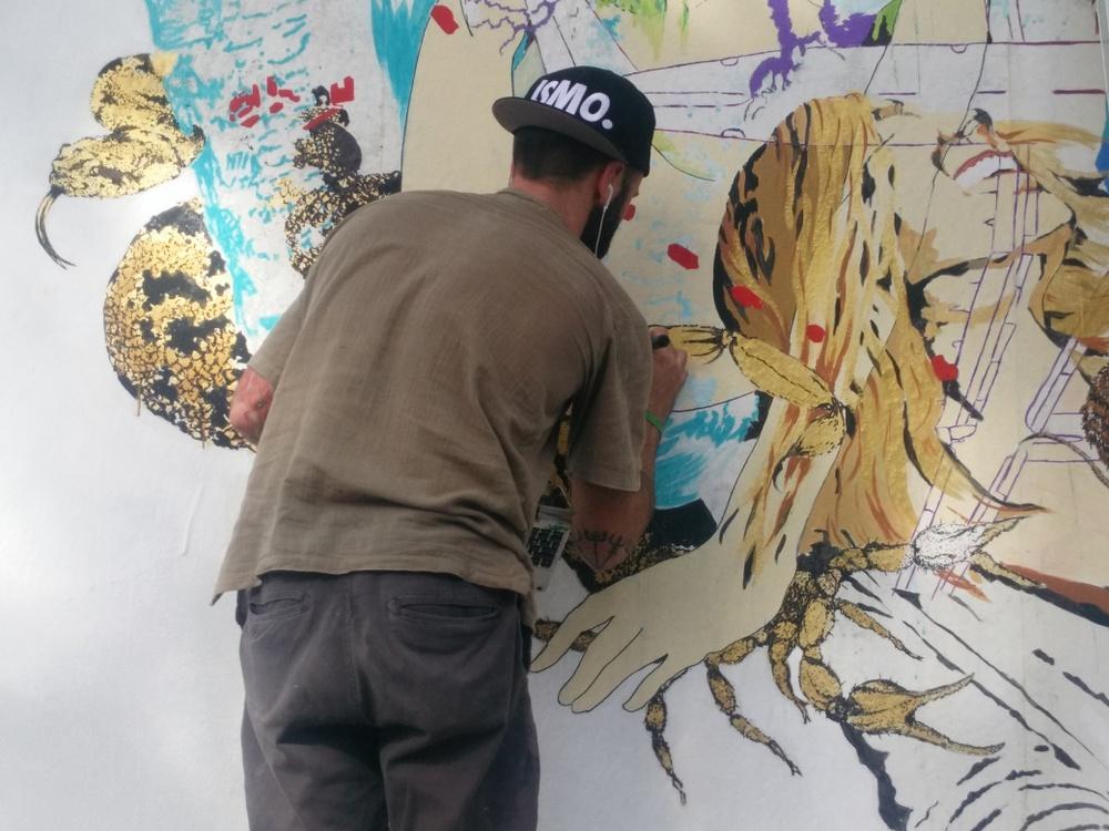 paul mericle artist baltimore buenos aires BA Street Art buenosairesstreetart.com