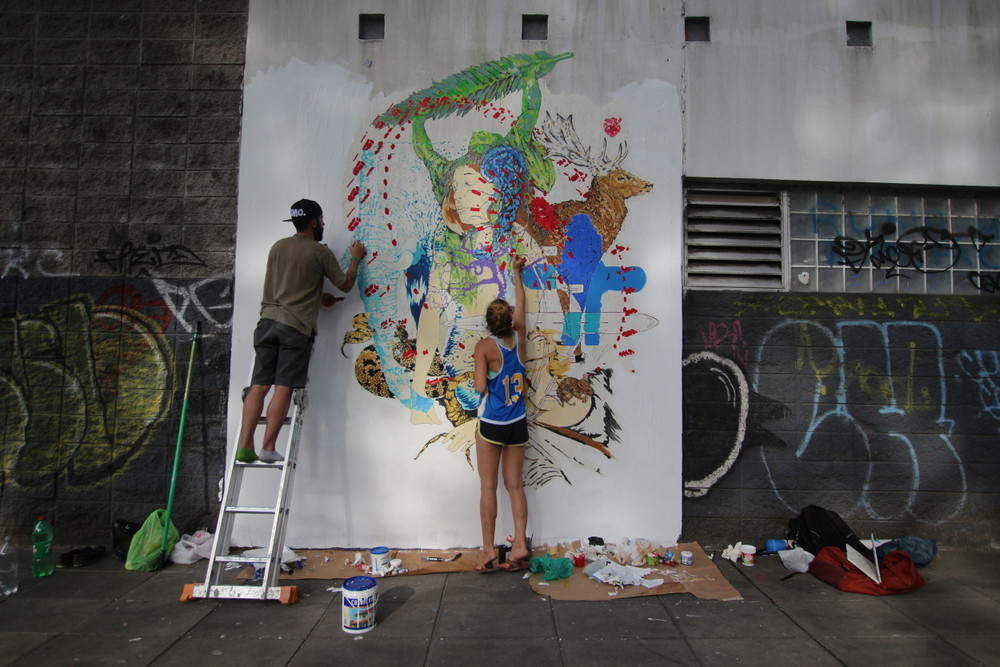 paste up buenos aires artist paul mericle buenosairesstreetart.com