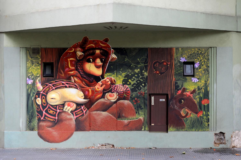 bs as graffiti murales street art argentina casa buenosairesstreetart.com