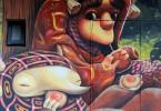 mate buenos aires mural ba street art buenosairesstreetart.com