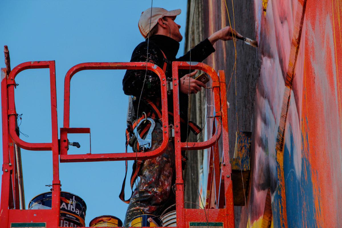 alba pinturas buenos aires street art spear mural mas grande buenosairesstreetart.com