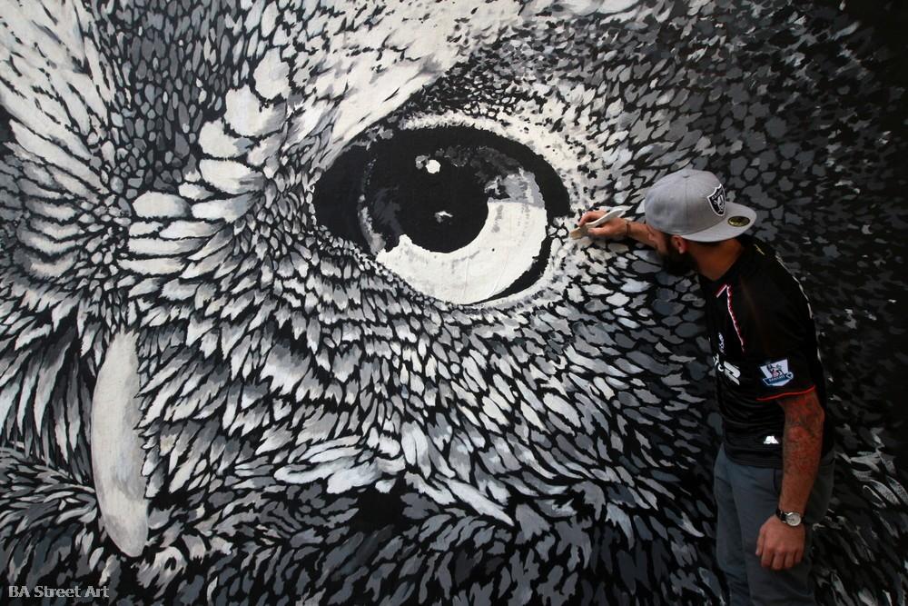 baltimore street art artist paul mericle buenos aires arte urbano buenosairesstreetart.com