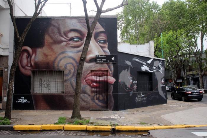 palermo niño argentina murales buenos aires maori air new zealand buenosairesstreetart.com