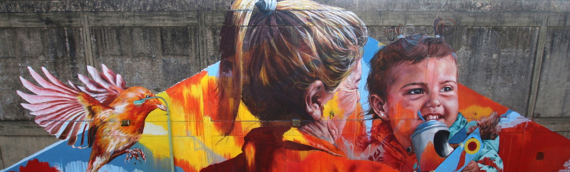 murales buenos aires proyecto organizado por BA Street Art buenosairesstreetart.com