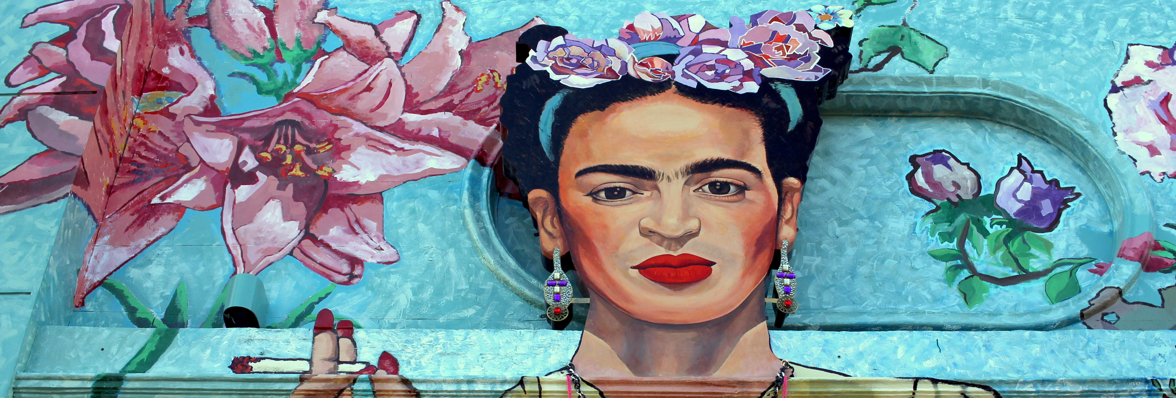 buenos aires murales frida kahlo graffitibaires buenosairesstreetart.com