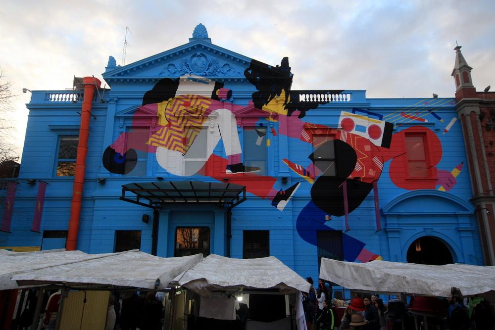 mural break dance hip hop buenos aires CCR BA Street Art buenosairesstreetart.com