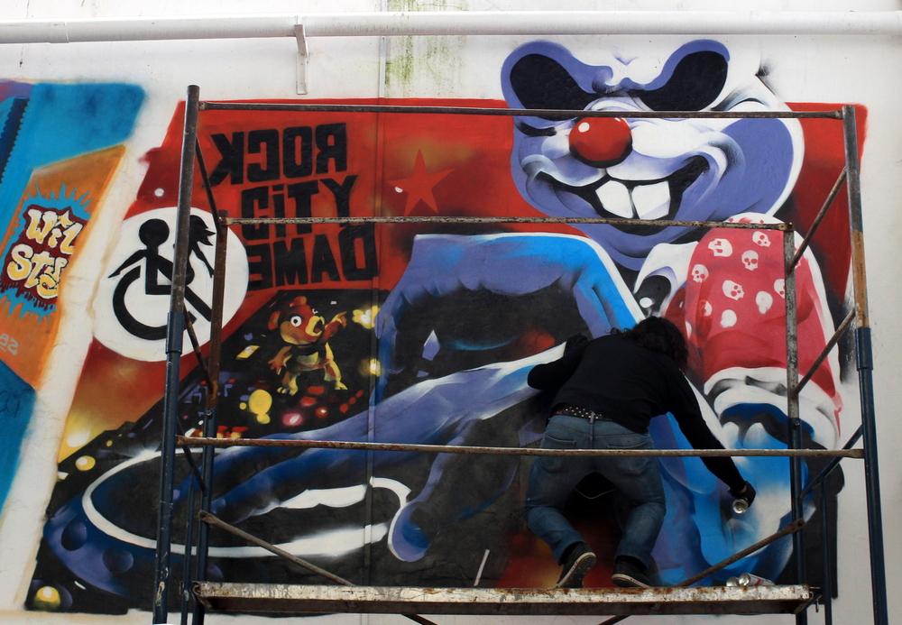 dame graff rock city buenos aires graffiti artista buenosairesstreetart.com