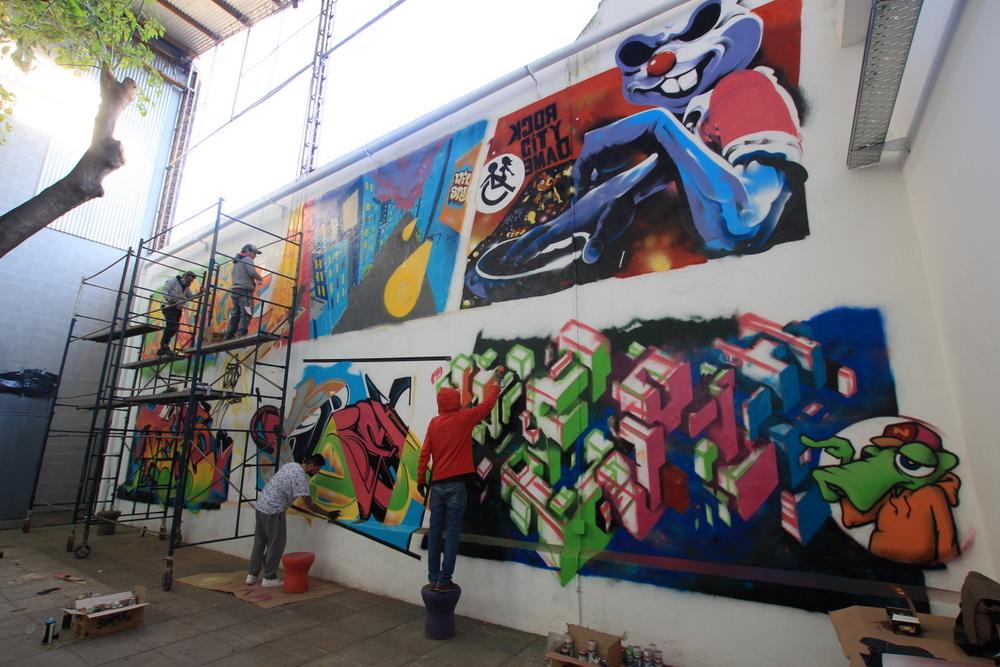 graffiti buenos aires graffiteros arte callejero capital federal argentina buenosairesstreetart.com