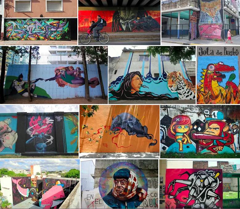 best murals buenos aires argentina graffiti tour palermo la boca