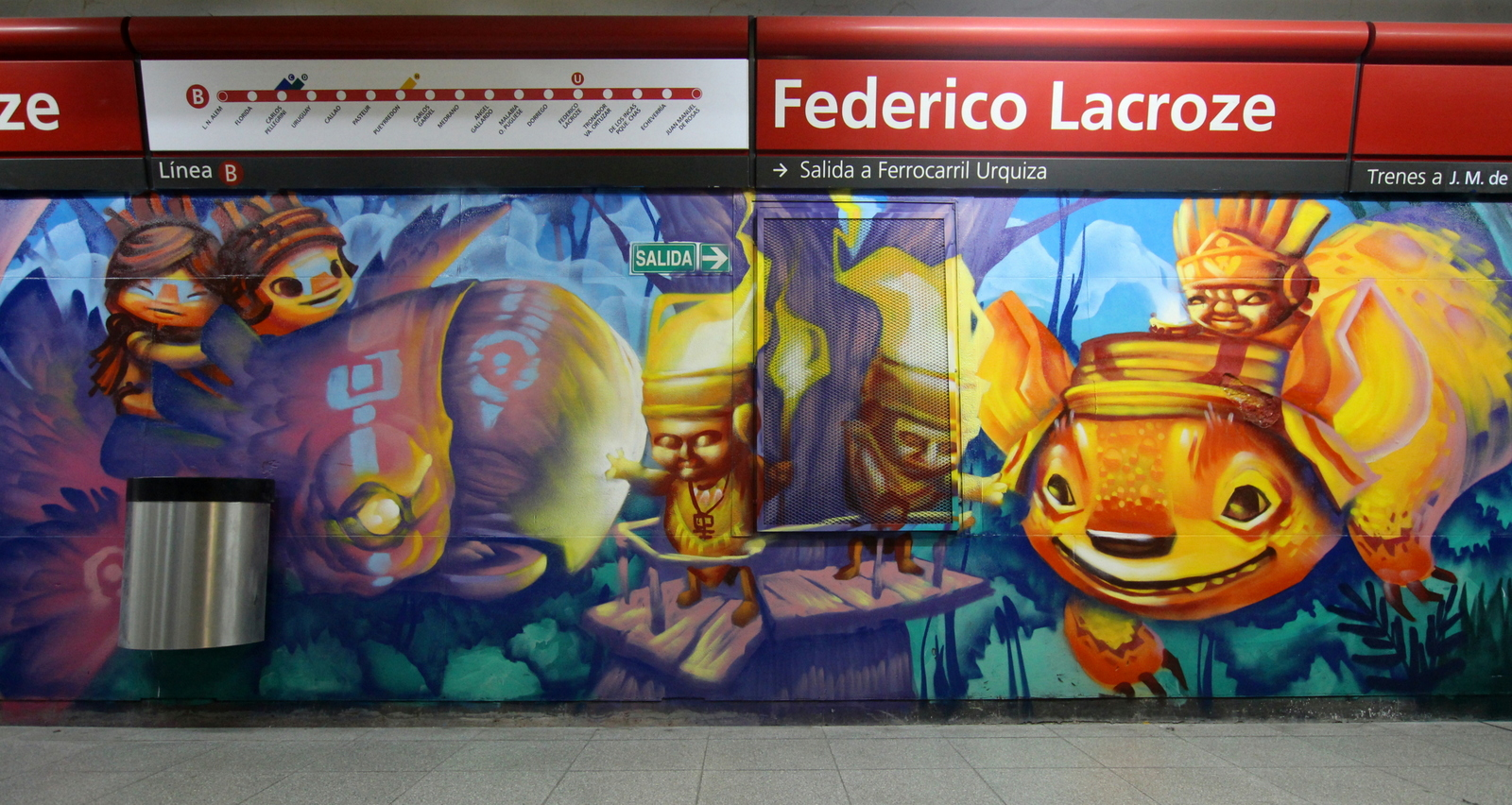 argentina graffiti tour murales arte urbano buenos aires argentina trenes vagones grafiti bombing caracteres