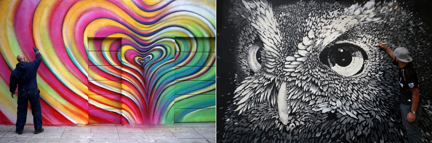 graffiti tour buenos aires argentina mejores murales grafiteros artistas callejeros