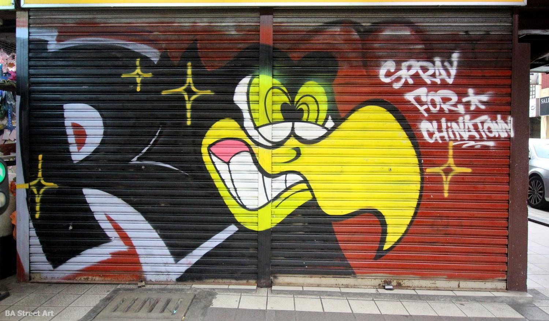 chinatown kuala lumpur KL malaysia graffiti shop street art arte callejero buenosairesstreetart.com