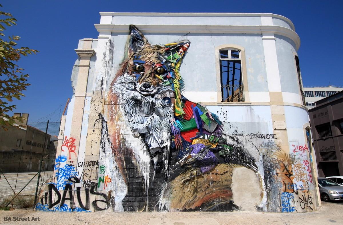 Lisbon street art and graffiti - the world's urban art capital? | Buenos Aires Street Art