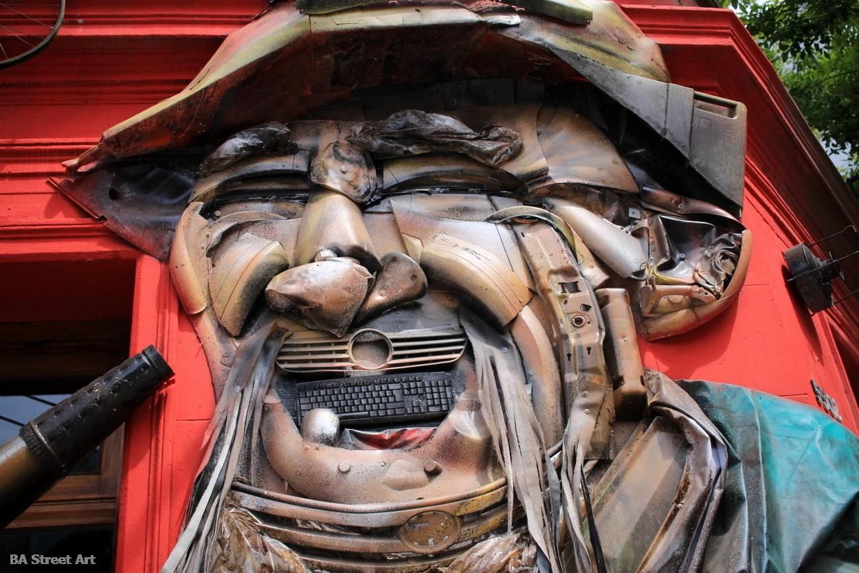 palermo graffiti tour argentina alfredo segatori pelado artista buenos aires street art