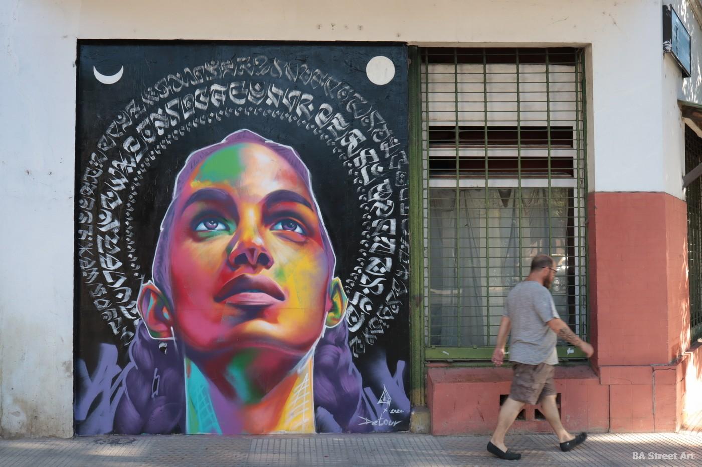 denver street art colorado thomas evans detour portraits murals woman caligraphy pyramyd