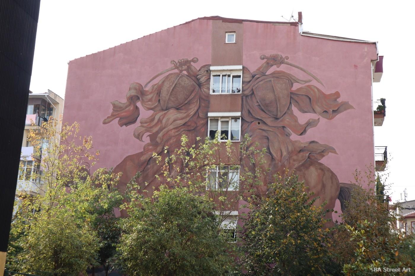 franco fasoli jaz istanbul mural turkey street art artista graffiti turquia